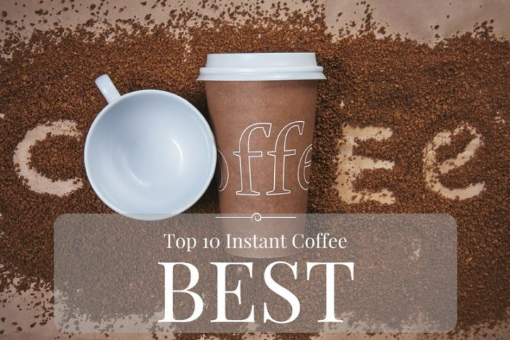 Best Instant Coffee Reviews 2016