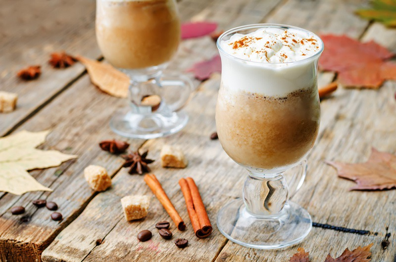 What is A Frappe Coffee