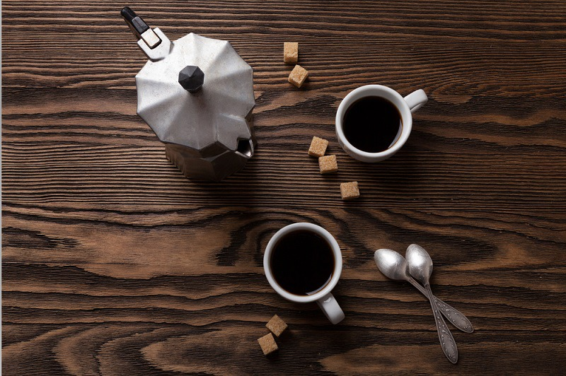 Make Espresso with Moka Pot