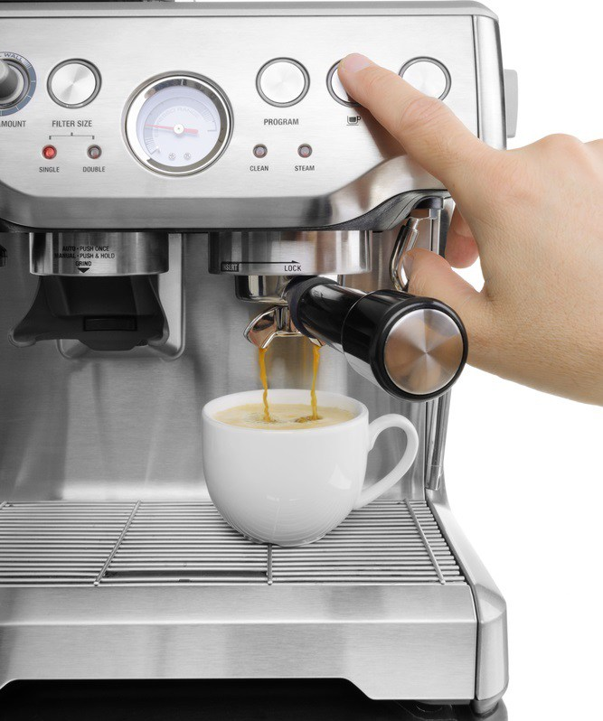 Top Features of the Breville BES870XL Barista Express Espresso Machine