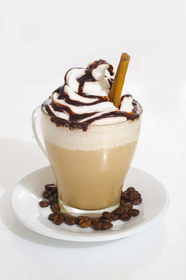 Blended Mocha Iced Coffee Recipe