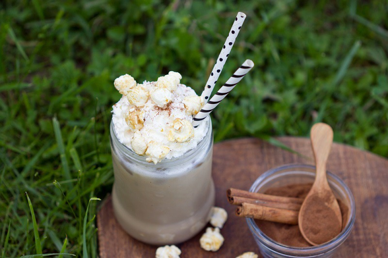 Caramel Iced Coffee Recipe