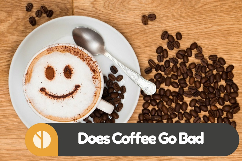Does coffee go bad?