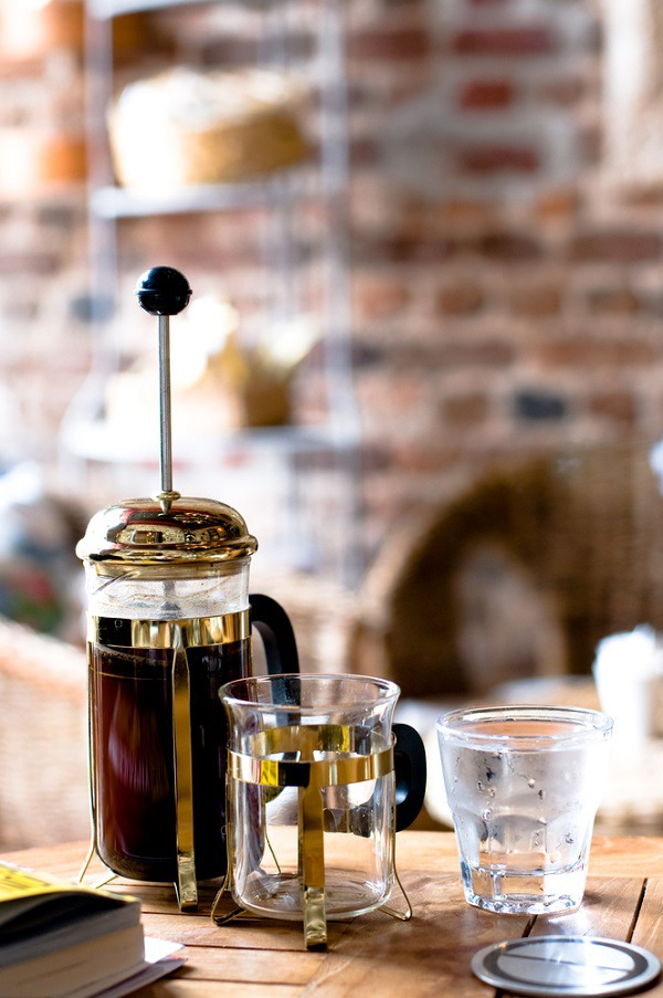 French Press Iced Coffee Recipe