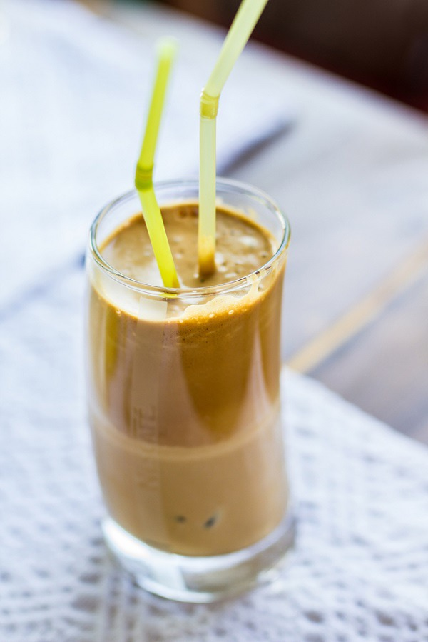Greek Iced Coffee Frappe Recipe