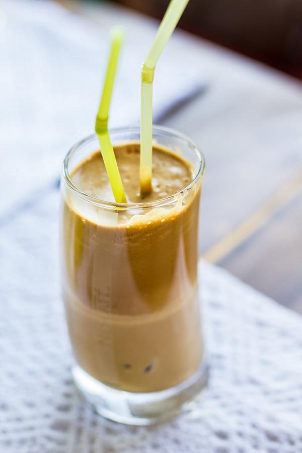 Greek Iced Coffee Frappe Recipe
