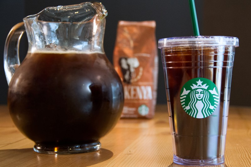 Starbucks Iced Coffee Recipe