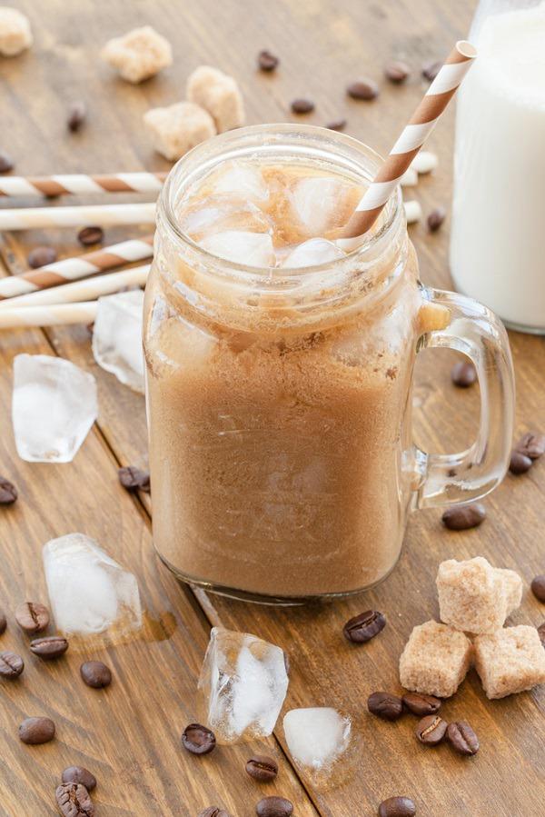The Easiest Iced Coffee Recipe