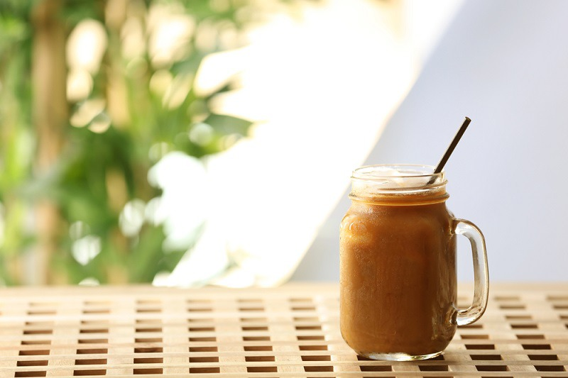 The Fastest Iced Coffee Recipe