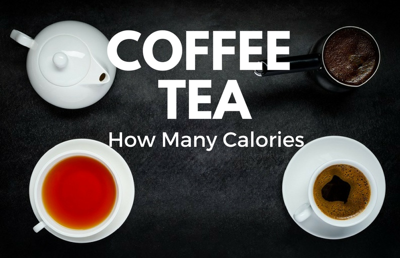 Do You Know How Many Calories Are in Your Cup of Coffee or Tea?