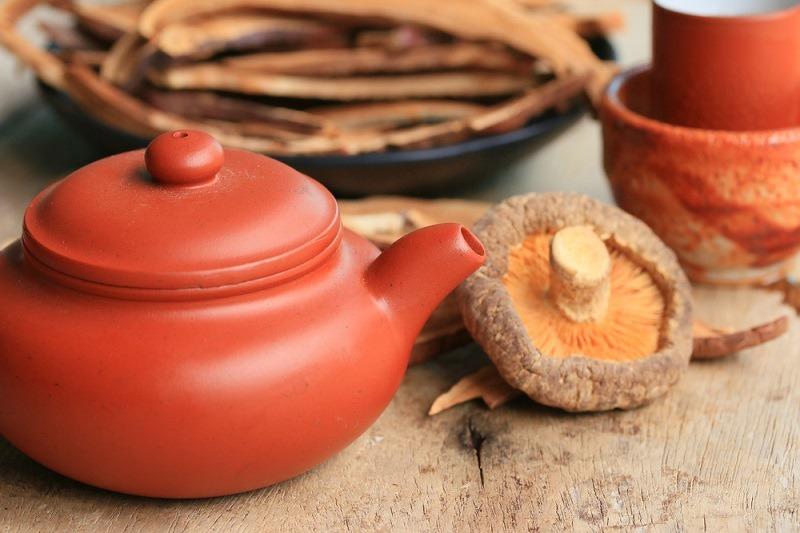 How to Make Mushroom Tea