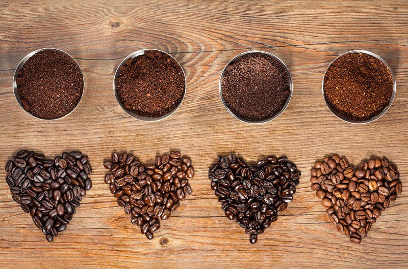 What is the Difference Between Light, Medium, and Dark-Roast Coffee
