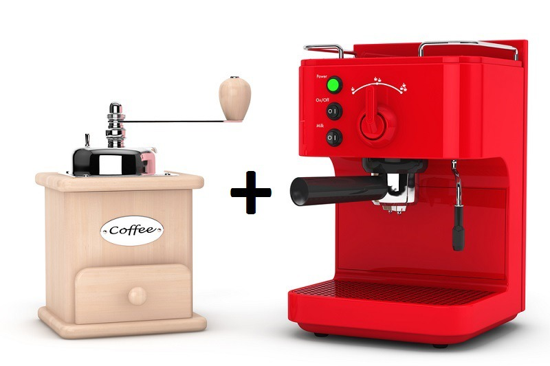 Why Should I Buy a Coffee Maker with a Grinder?