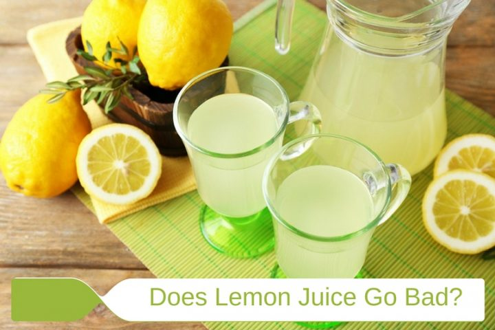 Does Lemon Juice Go Bad?