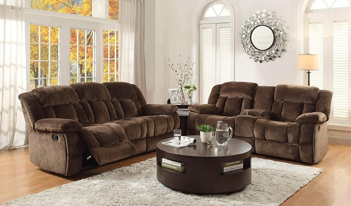 Top 12 Best Reclining Sofas In 2019