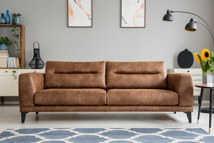 Top 18 Best Leather Sofas in 2019