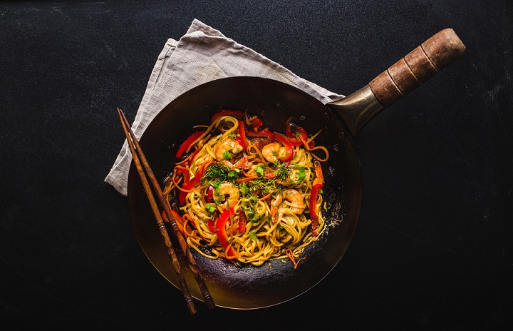 What-Is-a-Carbon-Steel-Wok-Used-For